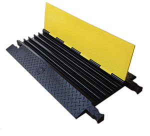 Yellow Jackets are industry standard protective cable trays, used for indoor and outdoor use to identify a cable path in a safe and protective jacket. Usually positioned at ground level, where the cable path crosses an area also used for public access.